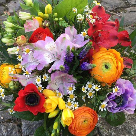 Blumen von der Lieblingsfloristin